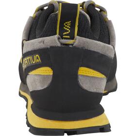 La Sportiva Boulder X Kengät Miehet, grey/yellow